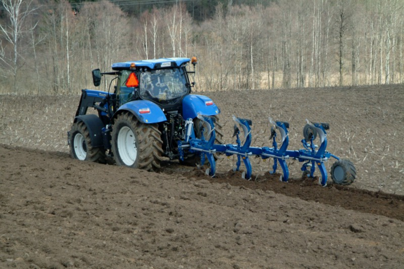 ?verum's next generation CX plough
