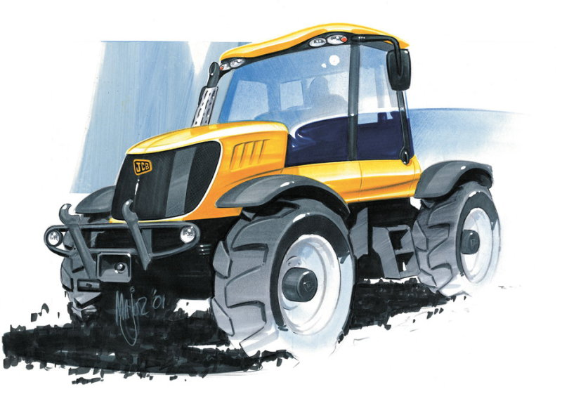 JCB ends production of Fastrac 3000 Series
